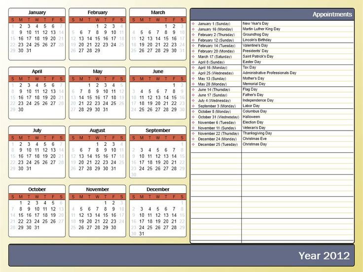 8 best wanagabe images on Pinterest Projects, Templates and Html - powerpoint calendar template