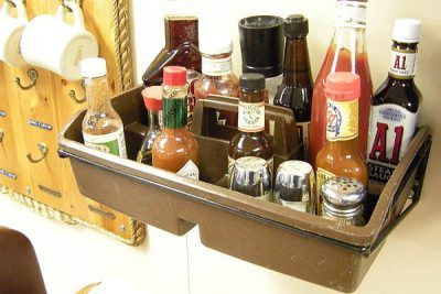 This week we are focusing on condiments, those fabulous sauces and spices that make a dish complete.