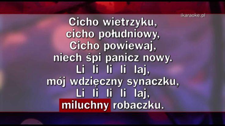 Kolęda - Gdy śliczna Panna (karaoke)