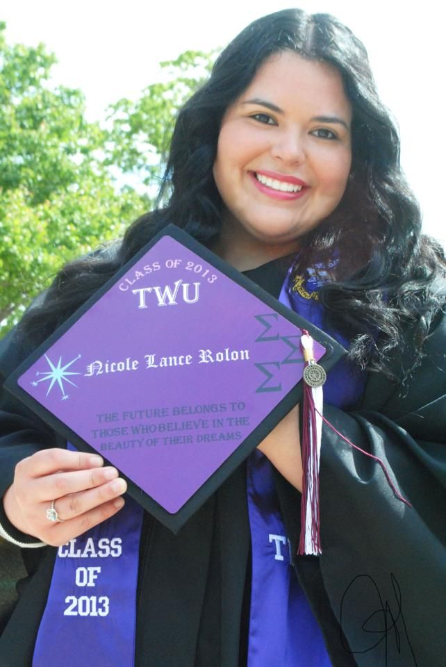 Decorated Grad Caps from Tasseltoppers.com | Mortar Boards ...
