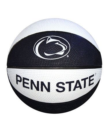 Loving this Penn State Nittany Lions Mini Basketball on #zulily! #zulilyfinds