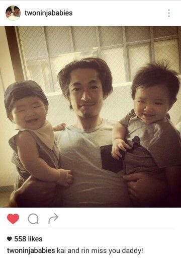 Dean Fujioka with KaiRin They are so adorable