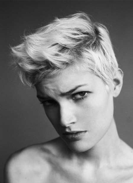 25 Short Hair Trends 2014 #9 is the best reason for a short cut.