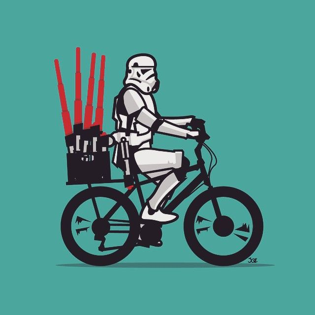 It's tough being a Stormtropper. Lord Vader toy lightsaber for sale!  #maythe4thbewithyou #StarWarsDay #StarWars #vectorart #vectorbyjaykee #myart #citylife #designlife #artoftheday #instaart #art #bike #artcrank #stormtrooper #pwedengtshirtito #thevectorproject #thedesigntip #artph