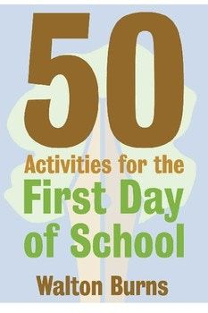 Also available in paperback Never Stress About the First Day of School Again! The first day of school is the most important and the busiest.