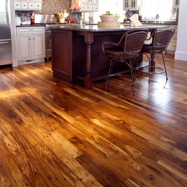 Beautiful maple floor