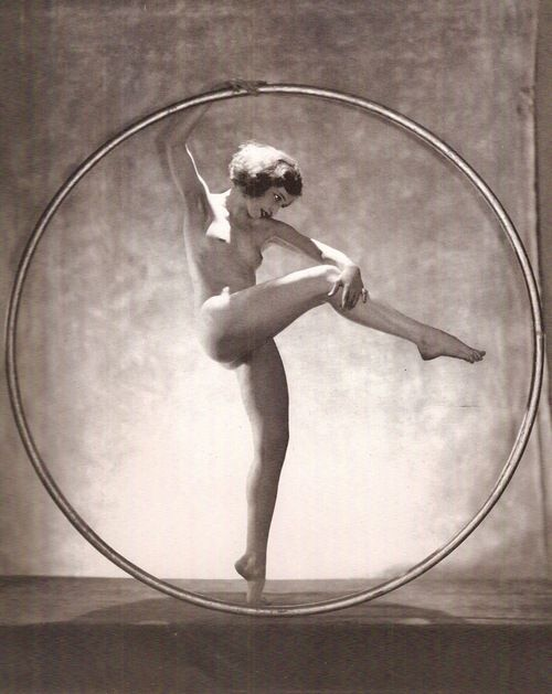 """Doris Humphrey in a Hoop"", 1924"