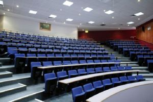 one of the Lecture Theatres at AIT  www.ait.ie