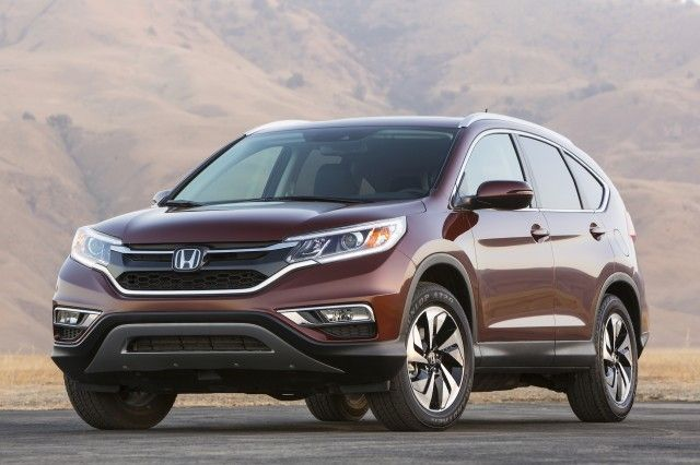 2016 Honda CR-V Review, Ratings, Specs, Prices, and Photos - The Car Connection
