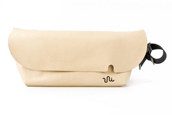 MESSENGER BAG (L)/NATURAL