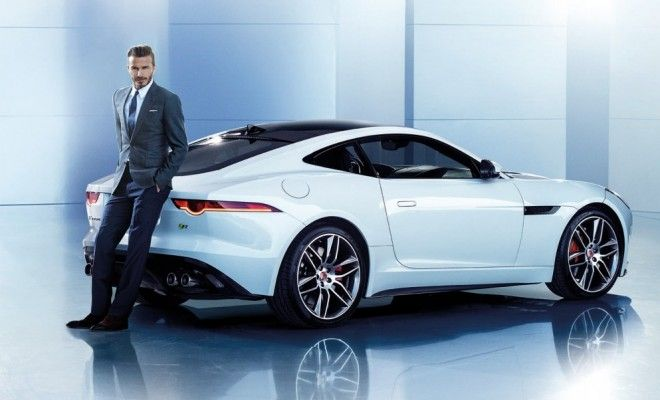 #DavidBeckham partners with #Jaguar! A #British match made in heaven! Hit the image for more details and photos...