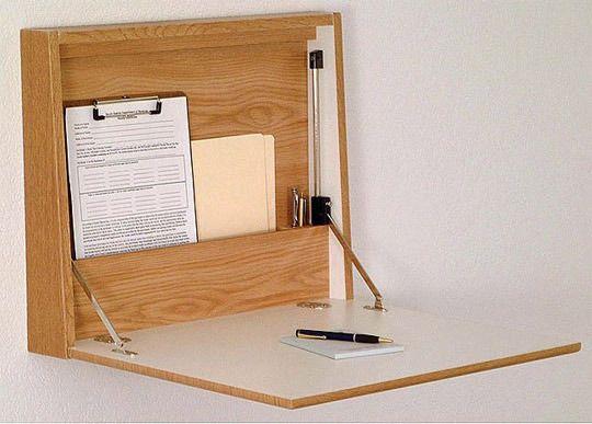 Wall desk 2