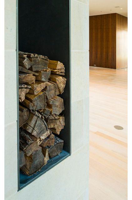 Best 25 Indoor Firewood Storage Ideas On Pinterest