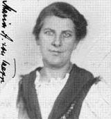Maria von Trapp, photograph from her Declaration of Intention, dated January 21, 1944.  http://www.visiontimes.com/2015/11/10/do-you-know-the-real-story-behind-sound-of-music.html