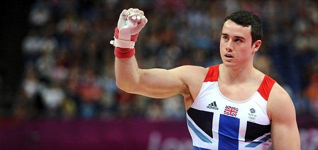Kristian Thomas and Daniel Purvis put on historic gymnastics show ...
