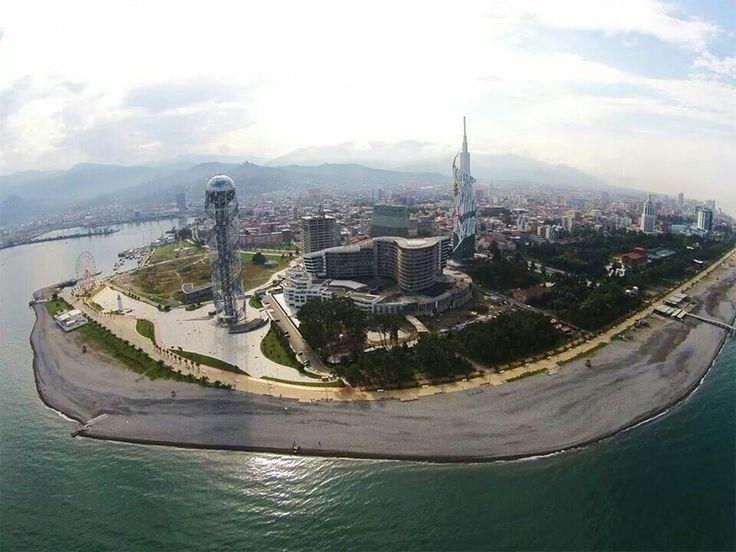 Batumi, Adjara ⚓ Georgia #karadeniz #doğukaradeniz #batum