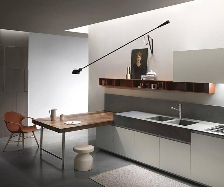 14 best Cucine Ernestomeda images on Pinterest | Design kitchen ...