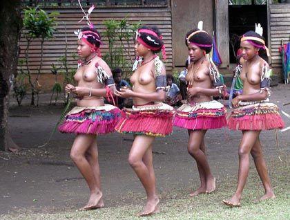 Topless Pacific Islanders Pics 94