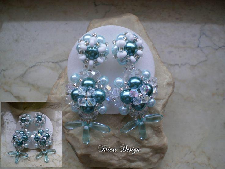 Hédi bead earrings <3 Follow me on my Facebook page: https://www.facebook.com/IvicaDesign/ Buy my jewellrys on: https://porteka.com/hu/ivica
