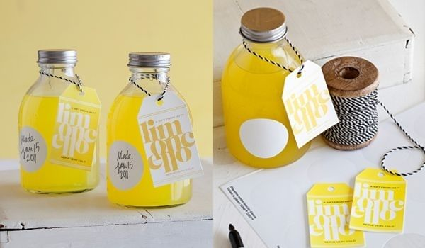 Homemade Limoncello | 42 Wedding Favors Your Guests Will Actually Want. Mojitos!