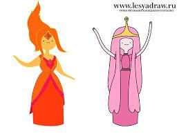Картинки по запросу время приключений картинки огненная принцесса, марселин и бубльгум