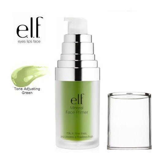 2 Pack e.l.f. Cosmetics Studio Mineral Face Primer 83402 Tone Adjusting Green -- This is an Amazon Affiliate link. Want additional info? Click on the image.