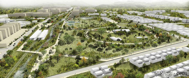Galeria de Segunda fase do Corredor Verde de Cali na Colômbia - 6