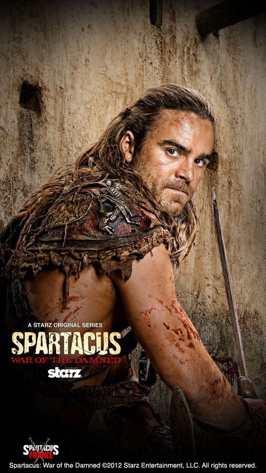 Phrase removed spartacus war of the damned gannicus idea has