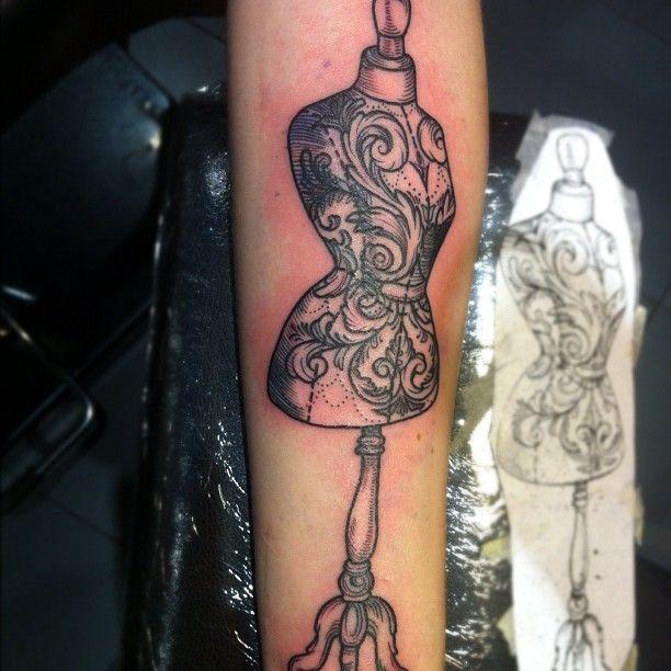 by Flo Nuttall @ love hate tattoo, edinburgh, scotland.