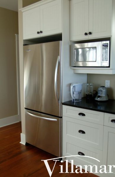 Like the idea of adding storage above fridge, and moving microwave to the side of it (making room for a hood above the range). - http://www.homedecoratings.net/like-the-idea-of-adding-storage-above-fridge-and-moving-microwave-to-the-side-of-it-making-room-for-a-hood-above-the-range