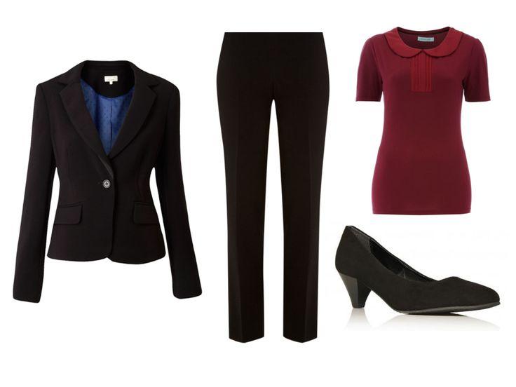 Women's job interview clothes http://www.cpsprofessionals.com/
