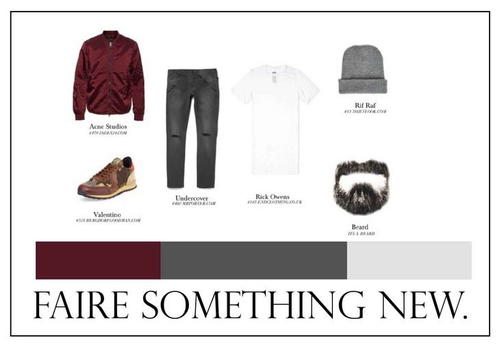 #fairesomethingnew #beard #men #menlook  #urban #fashionista #fashion #sportychic #chic #valentino #sneakers #look #beanie #apparel #lookoftheday