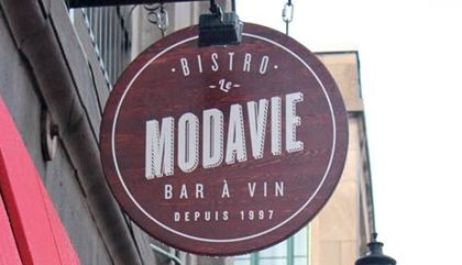 Le Modavie : jazz, Vieux-Montréal et côtelettes d'agneau