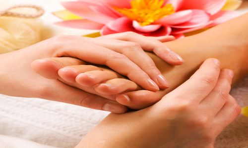 Foot Reflexology Relax and enjoy the massaging,kneading,squeezing or pushing on parts of feet to stimulate the activity of our internal organs and to improve blood and lymph circulation.