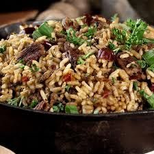 Creole Dirty Rice--Recipe courtesy of Emeril's Delmonico Restaurant