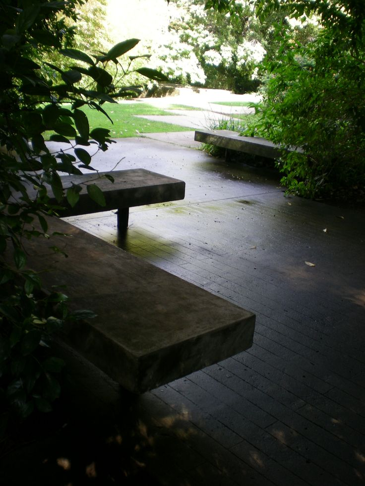 Gulbenkian gardens.