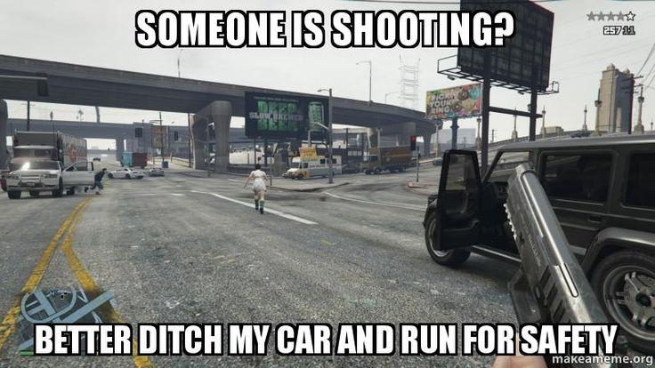 #GTA V Logic