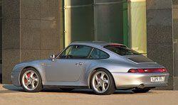 PORSCHE 911 (993) Carrera 4 / 4S (1994-1997) - GUIDE OCCASION