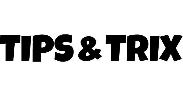 Pyssel - Tips & Trix