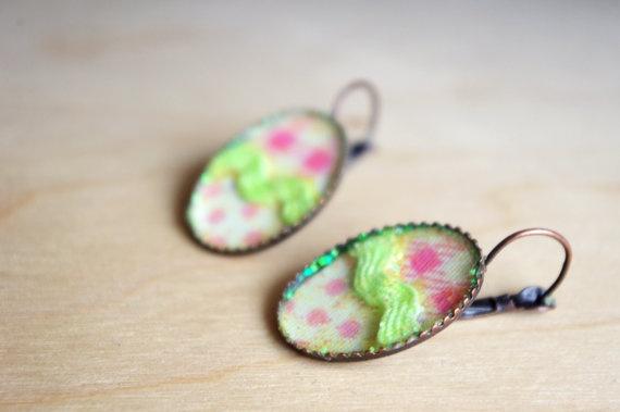 french earrings