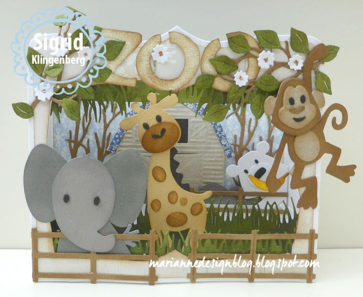 Marianne Design Blog: In de 'Spotlight': de box card