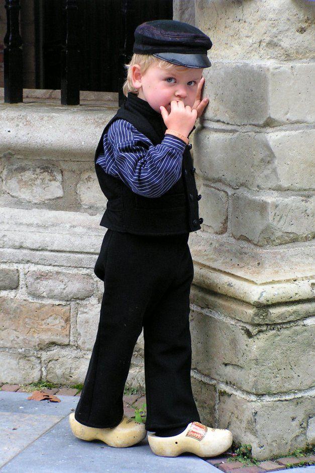 what a cutie!  Jong Folklore | Zeeland op foto