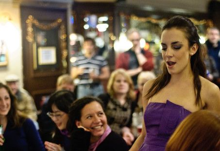 Opera singers for events