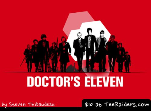 Doctors Eleven: Geek, Timey Wimey, T Shirt, Doctorwho, The Doctor, Doctor Who, Doctorseleven, Dr. Who, Doctor S Eleven