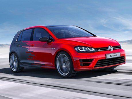 2 Fitur Futuristik VW Golf R Touch - detikOto