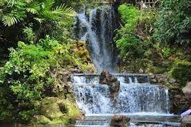 Ciater Hot spring  near Bandung