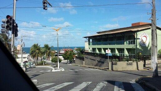 Praia dos Artistas. Natal RN. Brasil.