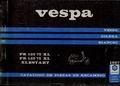 Solo Vespa Manuales Vespa, Despieces Vespa, trucos