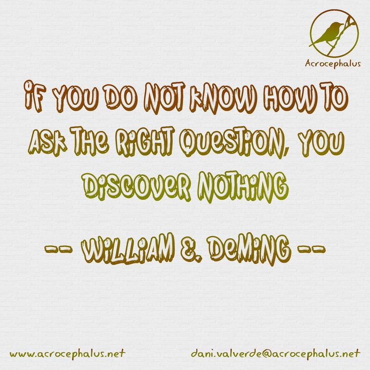 Great discoveries require great questions! #inspiration #motivation #quotes