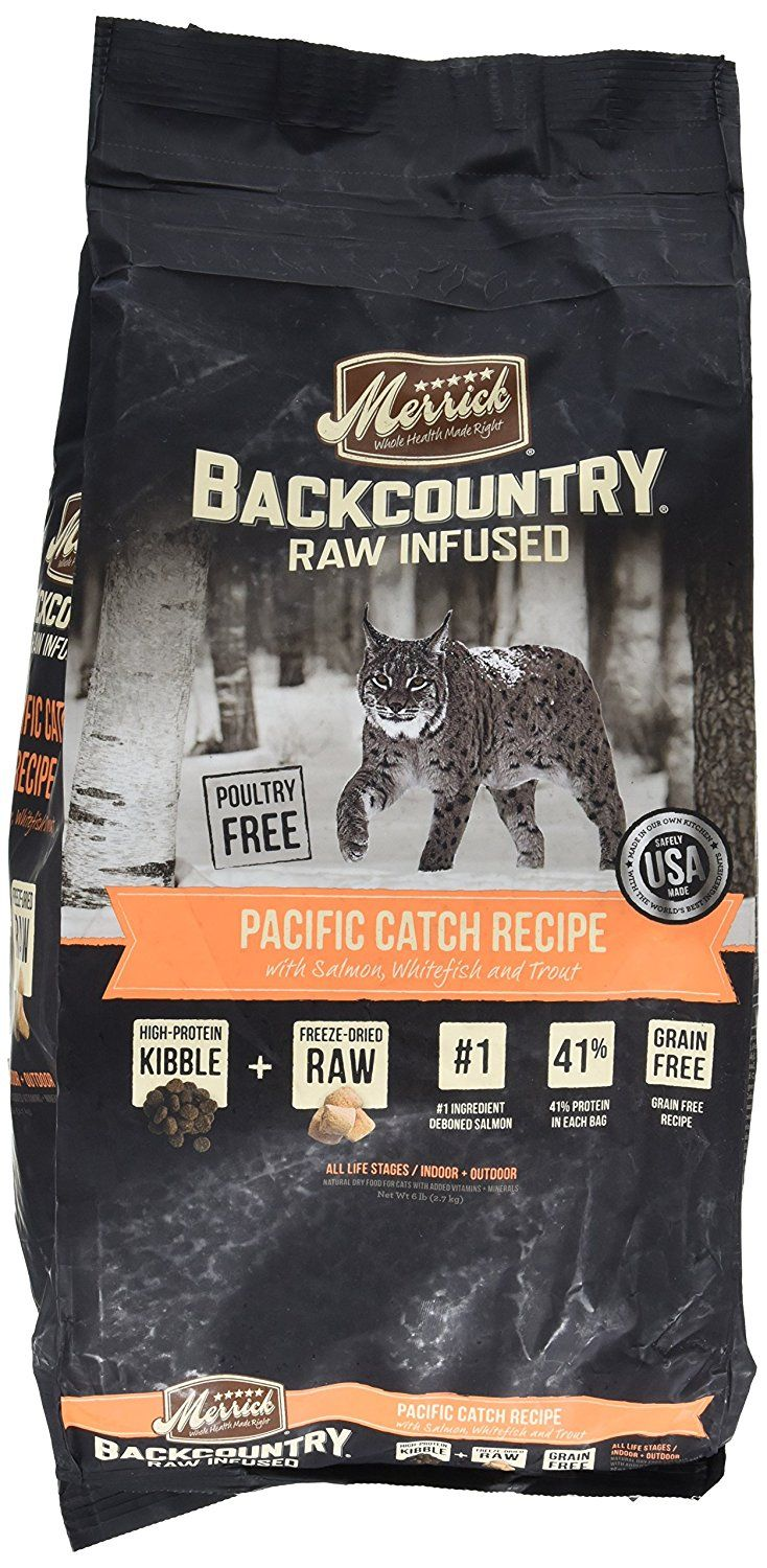 Merrick 1 Count Backcountry Pacific Catch Recipe, 6 lb *** Check this awesome product by going to the link at the image. (This is an affiliate link and I receive a commission for the sales)